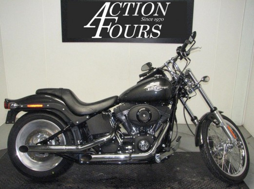2007  HARLEY-DAVIDSON  FXSTB NIGHT TRAIN,