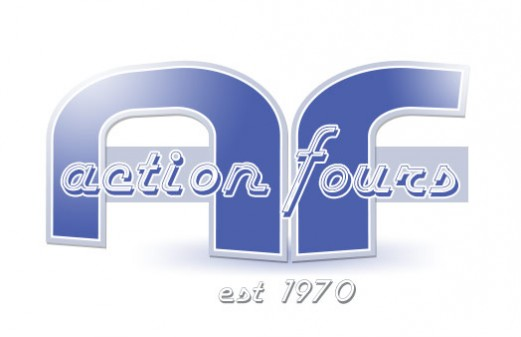 Action Fours Logo